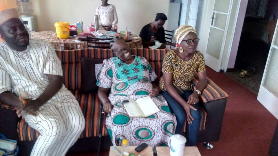 Chief Mrs Elizabeth Folasade Omole